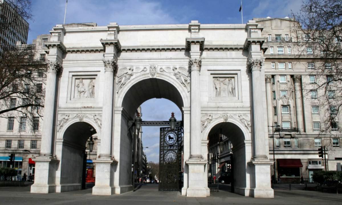 Hotel near Marble Arch, London